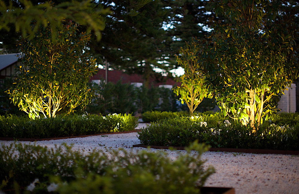 Adelaide landscaping and planting garden rooms for Garden trees adelaide