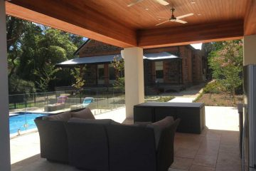 Adelaide Landscape Gardeners and Builders Garden Rooms