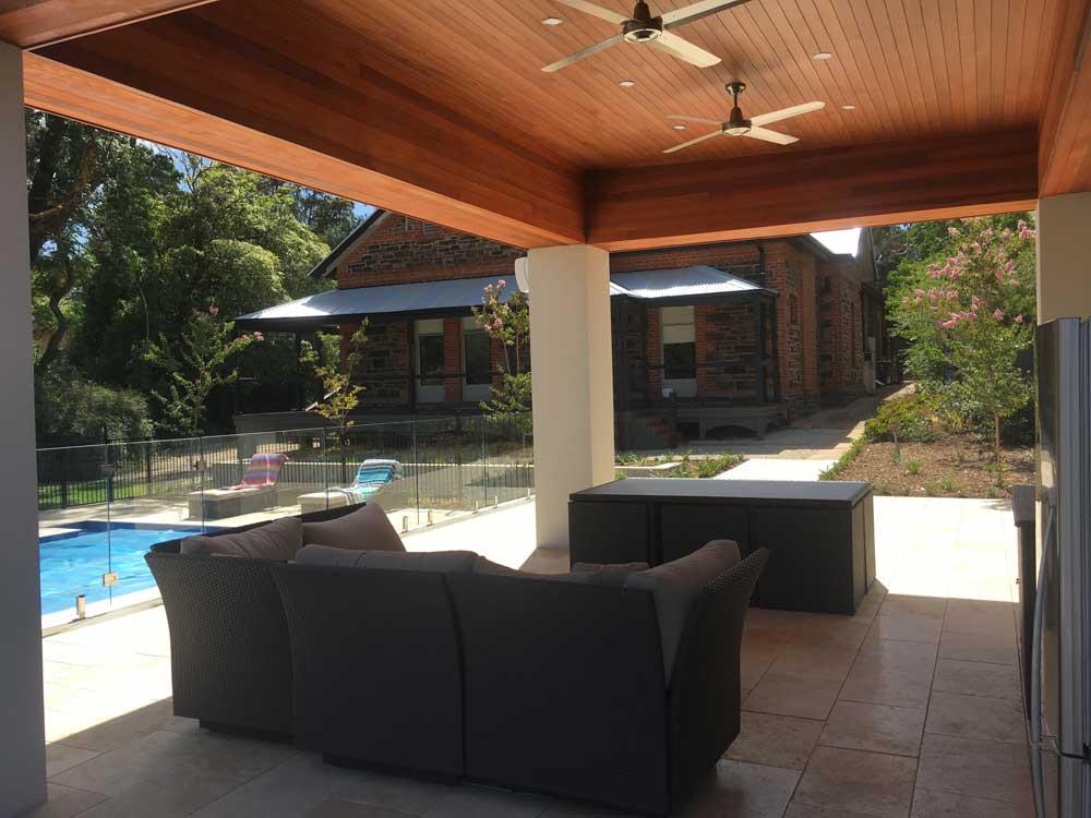 Garden Rooms Outdoor Pergolas