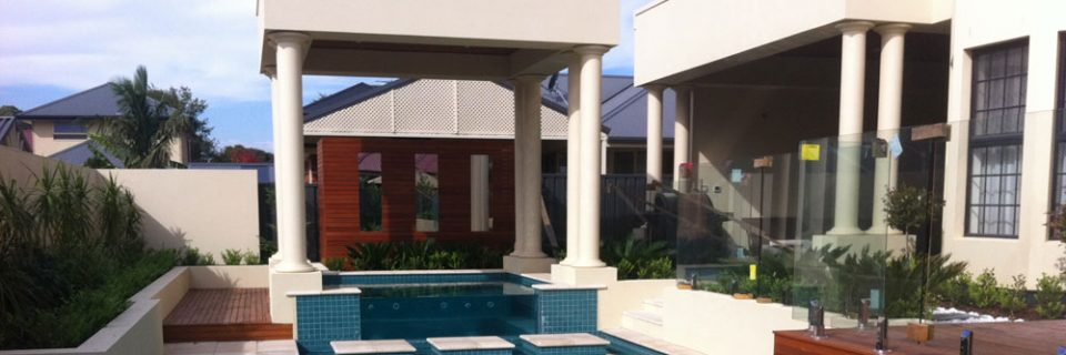 Pavillions, Gazebos, Pool Rooms
